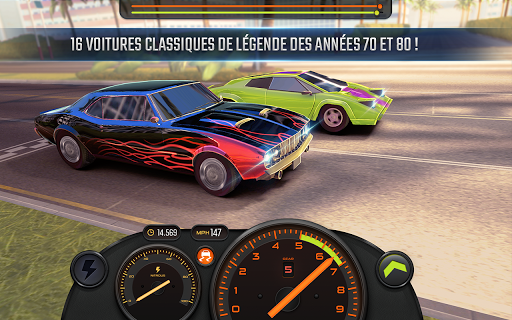 Racing Classics PRO Drag Race amp Real Speed screenshots 1