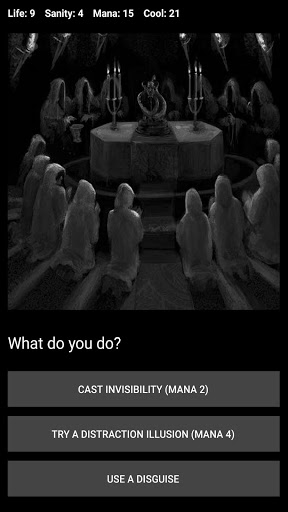 Your Choice Story Games of Horror amp Suspense screenshots 1