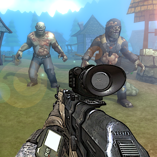 Dead Target Army Zombie Shooting Games FPS Sniper APK MOD