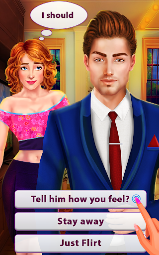 Neighbor Romance Game – Dating Simulator for Girls screenshots 1
