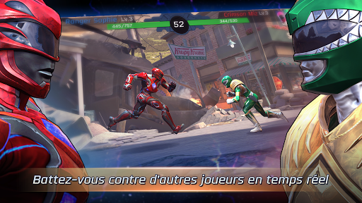 Power Rangers Legacy Wars screenshots 1