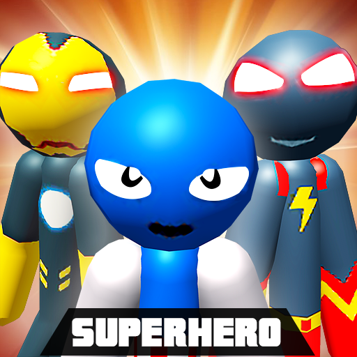 Superhero Strike Force – Future Fight Games APK MOD