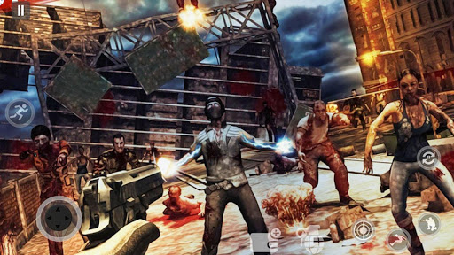 Zombie Dead Target Shooting Games -Jeux de zombies screenshots 1