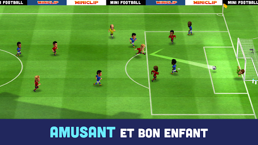 Mini Football screenshots 1