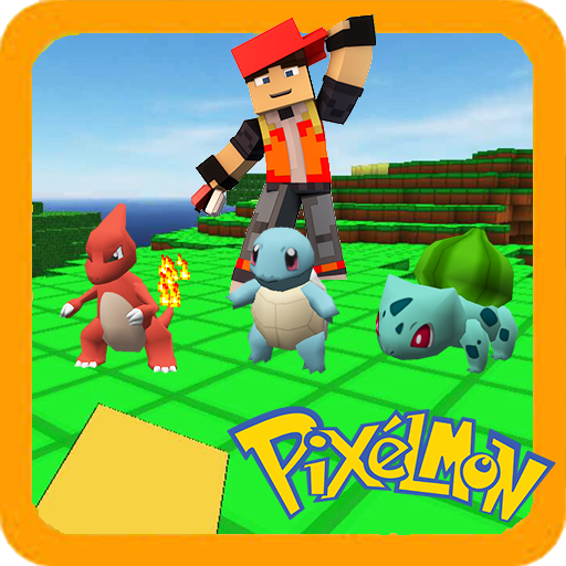 Pixelmon Trainer Craft New Game 2020 Catch Poket APK MOD