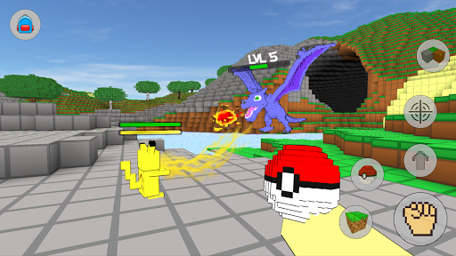 Pixelmon Trainer Craft New Game 2020 Catch Poket screenshots 1
