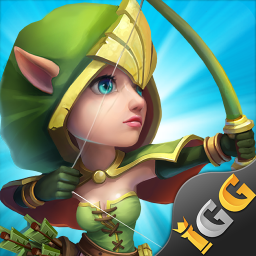 Castle Clash Guild Royale APK MOD