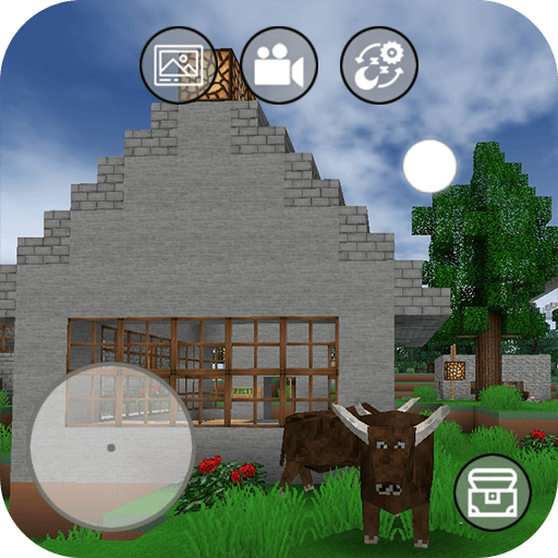 Mini Block Craft APK MOD