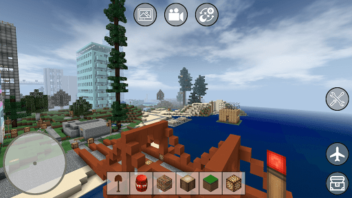 Mini Block Craft screenshots 1