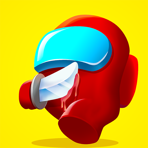 Red Imposter Nightmare Christmas APK MOD