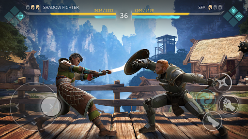 Shadow Fight Arena screenshots 1