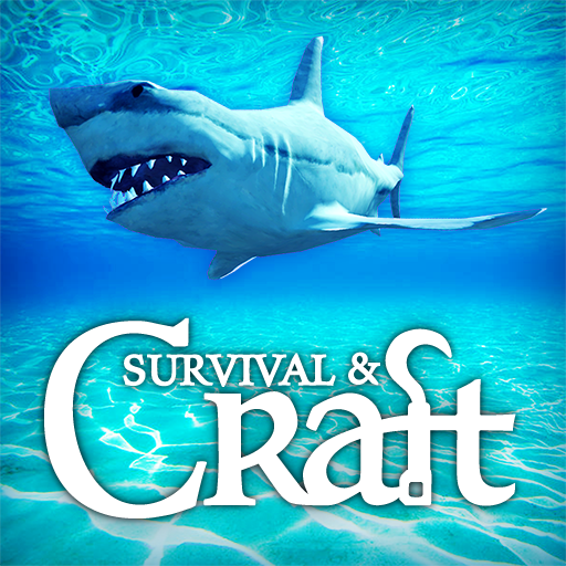Survival and Craft Crafting In The Ocean APK MOD