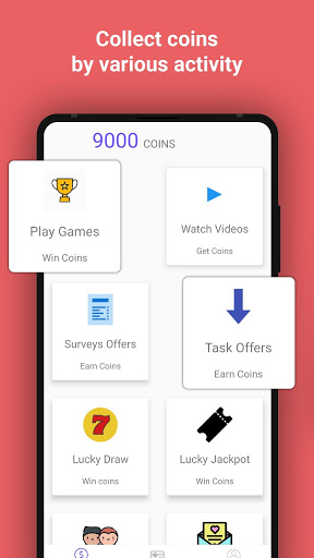 mGamer Earn Money Game Currency Reward App screenshots 1