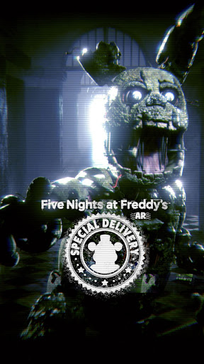 Five Nights at Freddys AR Special Delivery screenshots 1